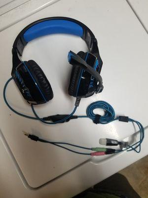 Beexcellent wired gaming headphones for Sale in Spokane, WA
