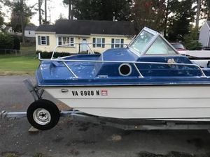1960s Chrysler 20 Ft Boat and Trailer for Sale in Henrico, VA