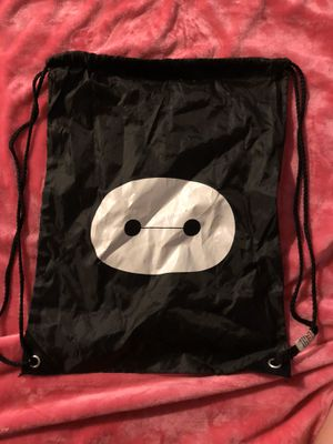 baymax drawstring bag for Sale in Riverside, CA