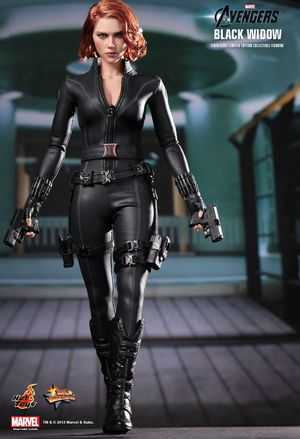 Hot Toys Avengers Black Widow NEW for Sale in Lakewood, CA