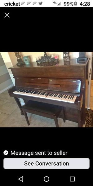 Piano Riviera for Sale in Monahans, TX