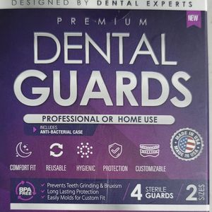 Dental Guards Sealed box for Sale in Modesto, CA