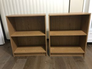 Two Bookshelves for Sale in Palm Beach Gardens, FL
