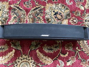 Bose Center Channel Speaker (VCS-10) for Sale in San Diego, CA