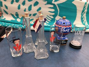 8 Collectible glasses for Sale in Mill Creek, WA