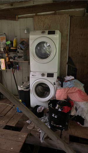 Samsung washer and dryer for Sale in Honolulu, HI