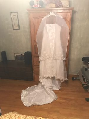 Wedding Dress for Sale in San Jose, CA