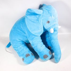 Large Blue Elephant Creature Soft Stuffed Animal Plushie Toy Plush Cuddly for Sale in Mesa, AZ
