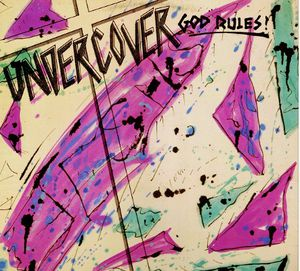 Undercover LP God Rules!! for Sale in San Diego, CA