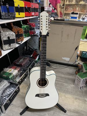 Brand new Oscar Schmidt acoustic guitar for Sale in Anaheim, CA