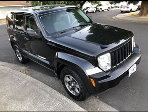 2008 Jeep Liberty for Sale in Vacaville, CA