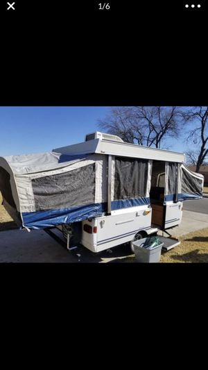 2007 Fleetwood pop-up camper. **** garage kept**** for Sale in Randolph Air Force Base, TX