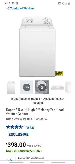 Kenmore 80 series washing machine for Sale in Washington, DC