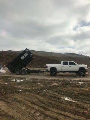 We Haul dirt trash and more for Sale in Los Angeles, CA