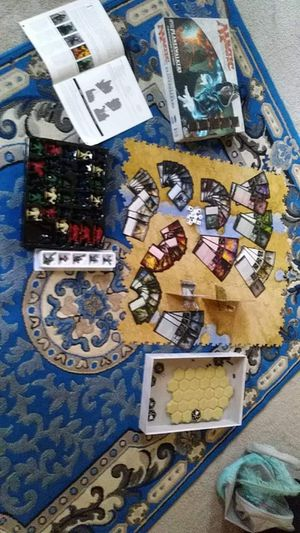 Magic the gathering board game. for Sale in Peoria, IL