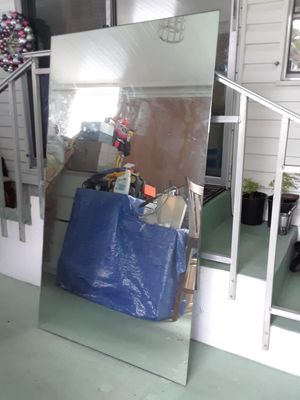 Huge mirror for Sale in Davie, FL