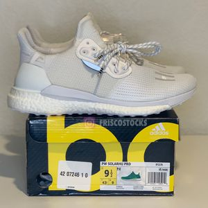 """ADIDAS SOLAR HU """"GREYSCALE PACK"""" SIZE: 9.5 for Sale in San Francisco, CA"""