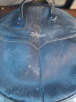 Leather Zildjian Cymbal Bag for Sale in Los Angeles,  CA