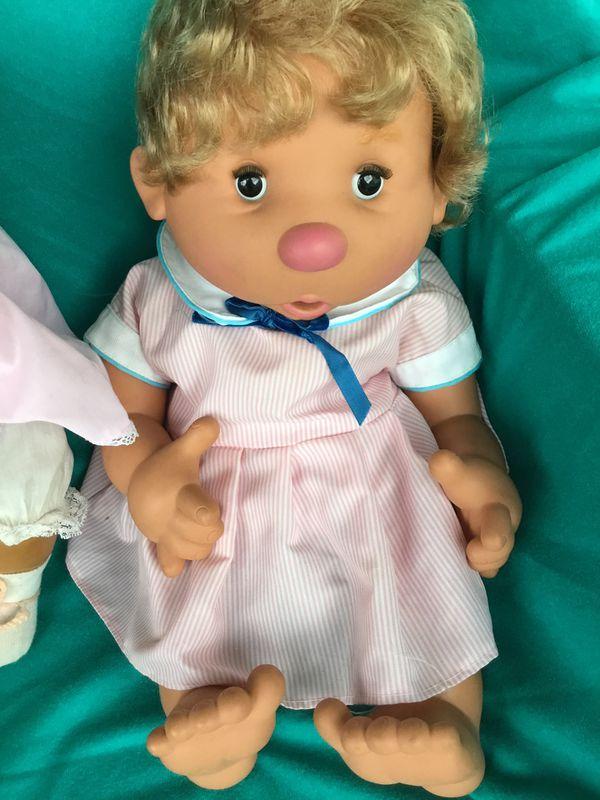 Vantage dolls