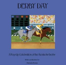 Derby Day: A Pop-Up Celebration of the Kentucky Derby by Pamela Pease for Sale in San Dimas,  CA