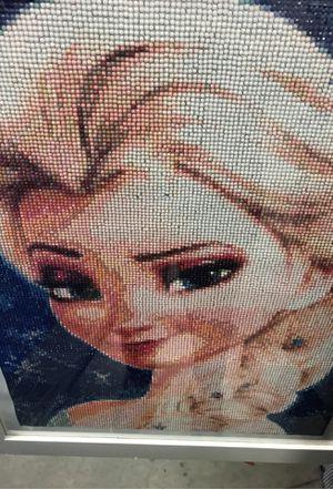 Elsa frame for Sale in Del Valle, TX