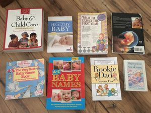 Baby name and pregnancy books for Sale in Fort McDowell, AZ