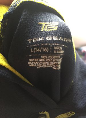 Trek Gear hoodie for boys size 10-12 for Sale in Salisbury, NC