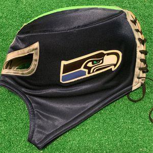 Seattle Seahawks Luchador mask for Sale in Pompano Beach, FL