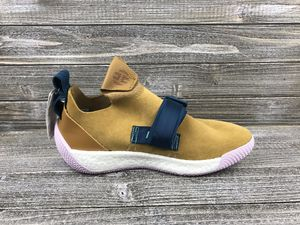 80211a143020 Adidas Harden LS 2 Buckle Suede Leather Lifestyle Shoes  AQ0021  Men s Sz 11  for