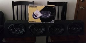 Kicker speakers for Sale in Green Bay, WI