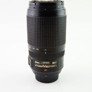 AF-S VR Zoom-Nikkor 70-300mm Telephoto Lens for Sale in Ellicott City, MD