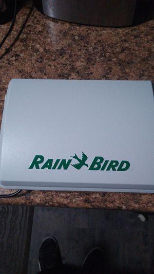 Rainbird sprinkler controller 10 station for Sale in Murrieta, CA