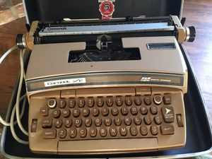 Smith Corona electric typewriter for Sale in Montrose, CO