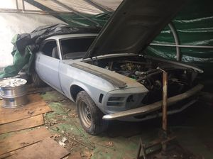 1970 GRABBER MUSTANG FASTBACK for Sale in Wallingford, CT