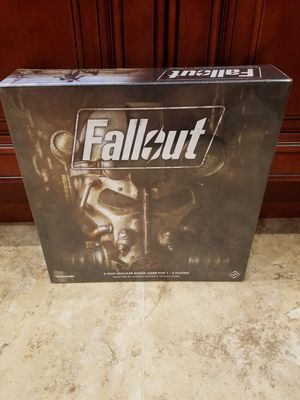 Fantasy Flight Games Fallout Board Game for Sale in Garland, TX