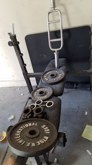 Weight set for Sale in Henderson, NV