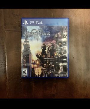 Kingdom a Hearts 3 PlayStation 4 Game for Sale in Los Angeles, CA