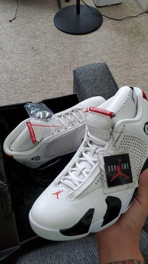 Jordan Supreme Retro 14 size 10.5 for Sale in Ypsilanti, MI