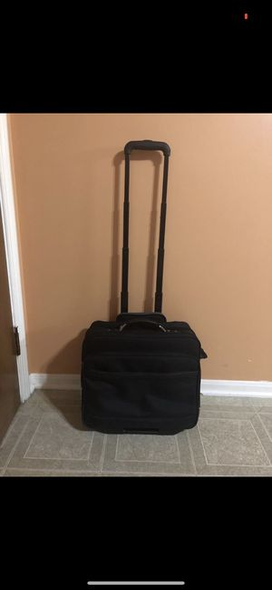 Samsonite black Rolling flight Bag Laptop Briefcase luggage for Sale in Shelby Charter Township, MI