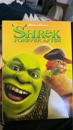 Shrek Forever After Movie! for Sale in Hamilton,  MT