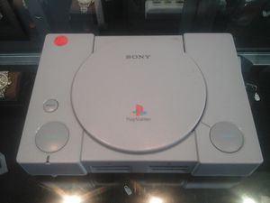 Original Sony Playstation game console for Sale in Charlotte, NC