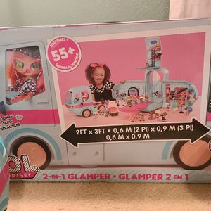 LOL Surprise Glamper with box for Sale in Pflugerville, TX