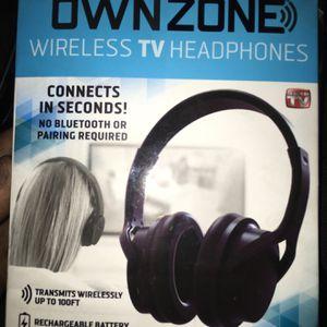 New Own Zone Wireless headphones for Sale in Santa Maria, CA