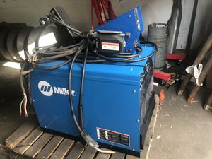 Miller PRO Dimension 652 Portable Welder with Accessory Wiring HEAVY-DUTY for Sale in Fort Lauderdale, FL