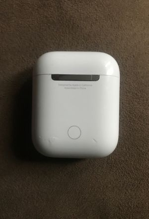 apple airpod charging case price used for Sale in Takoma Park, MD