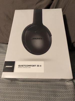 New Bose QuietComfort 35 II Headphones for Sale in San Antonio, TX