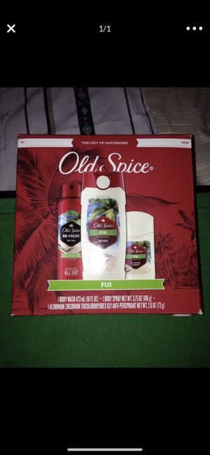 Old spice fjl for Sale in Nashville, TN