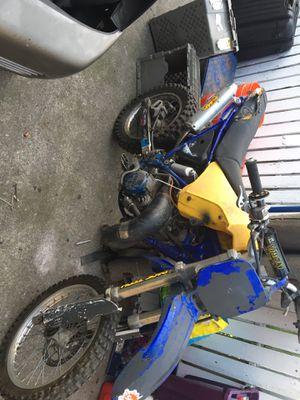 Yamaha 250 Dirtbike for Sale in Pittsburg, CA