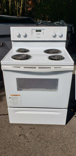 Whirlpool electric stove! for Sale in Clackamas, OR