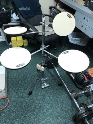 Drum Set , Musical Instruments DW Drum Set Smart Practice for Sale in Baltimore, MD